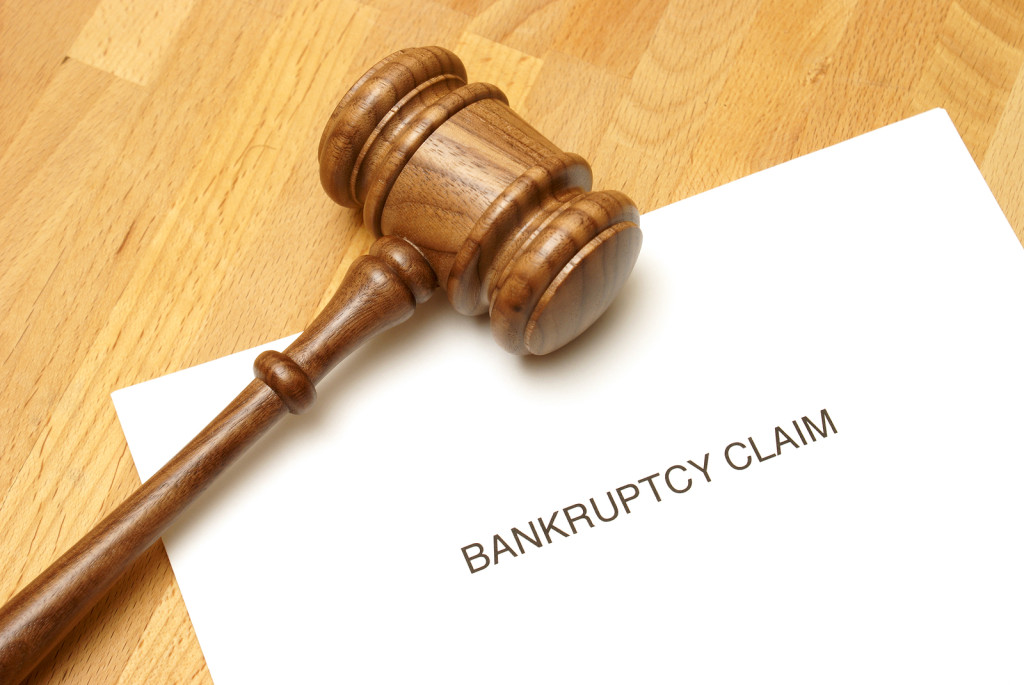 Bankruptcy Claim Form 1024x685 - CalPERS Pensioners Beware: Bankruptcy Court, Appellate Court Rulings May Open Door to Public Pension Reductions